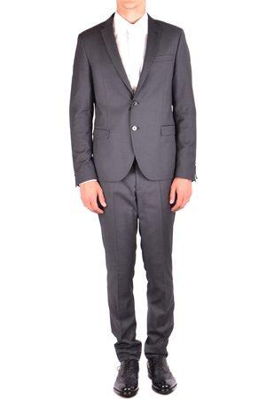 Manuel Ritz Men Suits - Suit in Grey