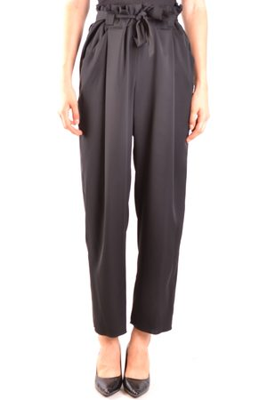 Armani Women High Waisted - High Waisted Trousers in