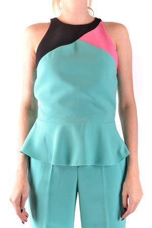 Pinko Sleeveless Turquoise Tanktop
