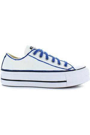 Converse ALL STAR PLATFORM /BLUE SNEAKER LTD ED 36