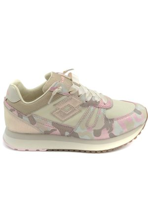Lotto Trainers in Green