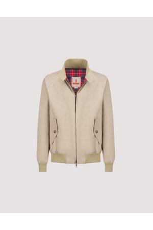 Baracuta G9 Harrington Jacket - Natural