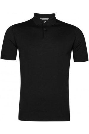 JOHN SMEDLEY Men Short Sleeve - 100% Merino Payton Short Sleeve Polo