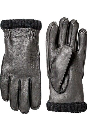 Hestra Men Gloves - Deerskin Primaloft Rib Gloves