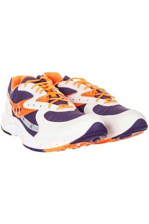 Saucony Aya Trainers - /Purple/Orange Size: UK 6, Colour:
