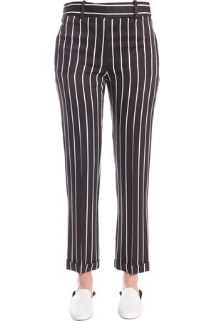 Haider Ackermann Women Trousers - STRIPED TROUSERS