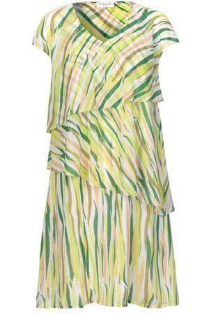 Rosemunde 6309 Pattern Chiffon Dress