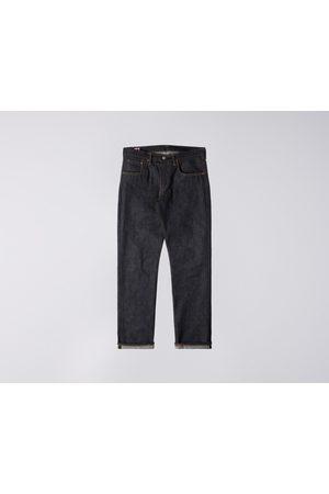 Edwin Men Tapered - Regular Tapered Nihon Menpu Jeans - Dark Pure Indigo , Raw State