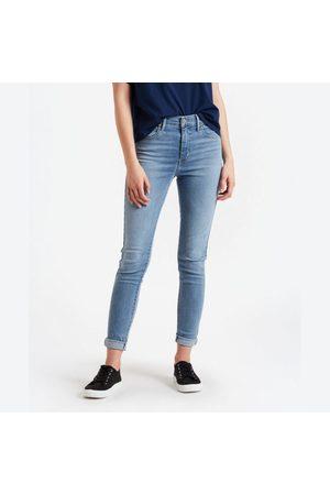 Levi's Women Slim Trousers - Levi's 720 Hi Rise Super Skinny - Start From Scratch 52797-0059