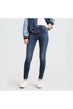 Levi's Women Slim Trousers - Levi's 720 Hi Rise Super Skinny - Pave The Way 52797-0018