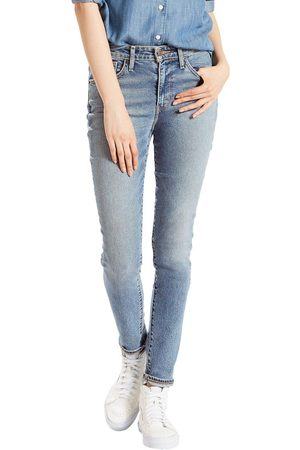 Levi's Women Slim Trousers - Levi's 721 Hi Rise Skinny - Meant to Be 18882-0072