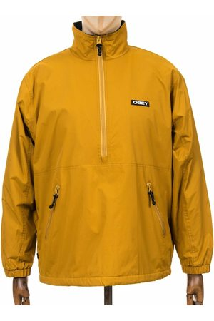 Obey Clothing Hard Work Pullover Jacket