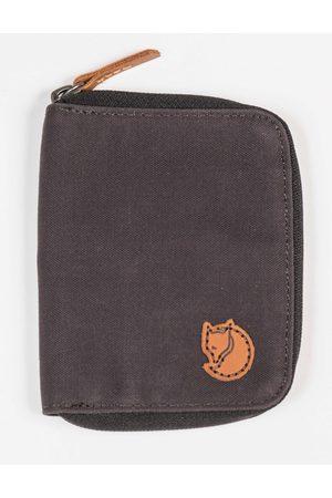 Fjällräven Wallets - Fjallraven Zip Wallet - Dark Grey Colour: Dark Grey