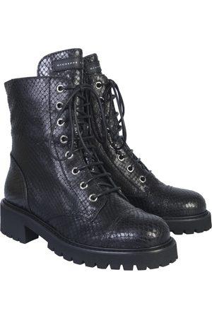 Giuseppe Zanotti Women Lace-up Boots - LACE-UP BOOT