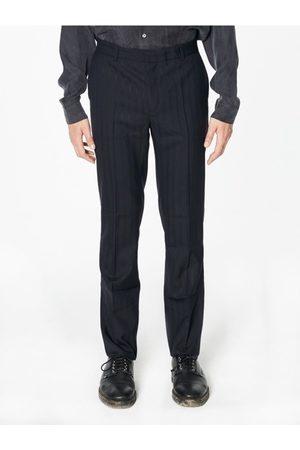 Capsul Pierre Navy Stripe Wool