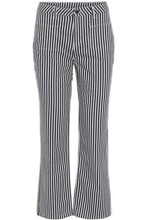 2nd Day Women Trousers - 2nd Jay Stripe Trousers