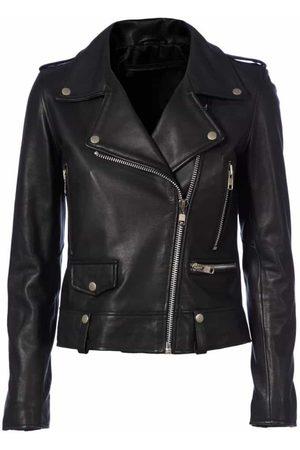 MDK / Munderingskompagniet Women Leather Jackets - Seattle Cow Leather Jacket