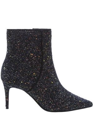 Schutz Women Ankle Boots - Glitter Ankle Boots