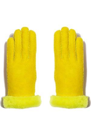 Maison Fabre Women Gloves - Shearling Neon Glove