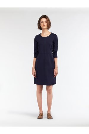 Sandwich Clothing SANDWICH JERSEY DRESS NIGHT SKY