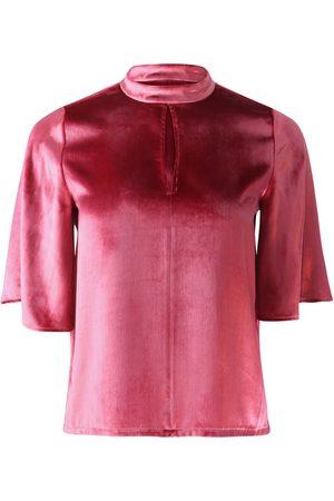 J Brand Women Short Sleeve - Chani Short Sleeve Velvet Top
