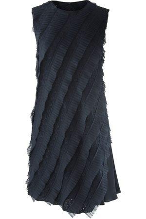 Sportmax Code Pinza Sleeveless Ruffle Dress