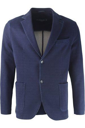 Circolo Men Jackets - Giacca Indigo Stretch Jacket