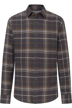 Hackett Men T-shirts - Country Estate Plaid Shirt