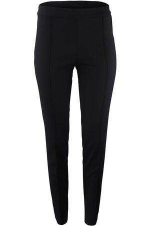 Max Mara Maxmara Studio Slim Cotton Stretch Trousers