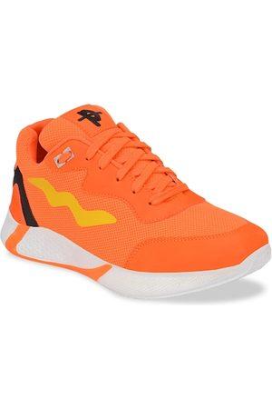 Provogue Men Orange Running Shoes