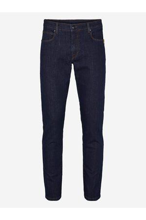 Sand Burton Dark Denim Stretch Fit Jeans