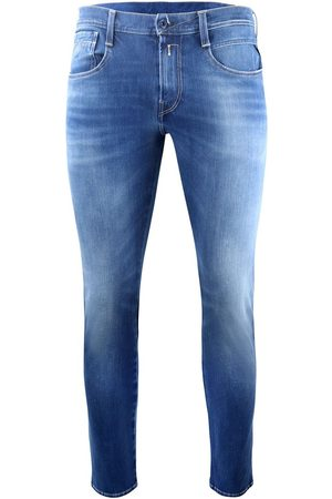 Replay Men Stretch Trousers - Anbass Hyperflex+ Bi-Stretch Denim