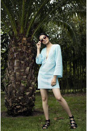 Uzma Bozai Women Tunic Dresses - Meg Kaftan