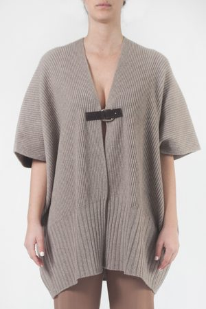 TABARONI Women Coats - Mantella con gancio