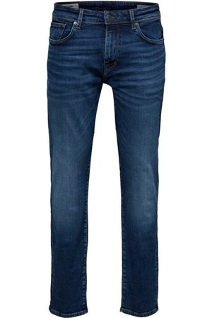 Selected Straight Fit Jeans - Medium