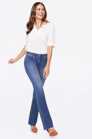 NYDJ Women Wide Leg Trousers - Barbara Bootcut Lazaro MATKBB2339