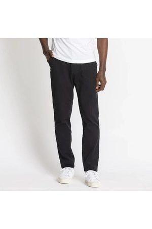 FIELDS Men Straight - Cotton Twill Straight Leg Trouser