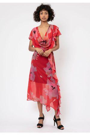 Religion Women Printed Dresses - Luscious Print Dress