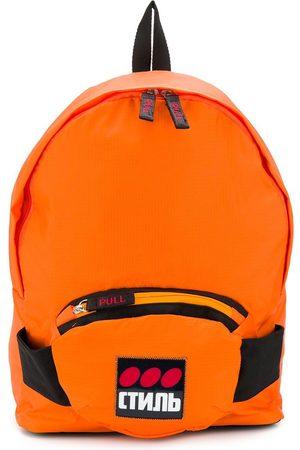 Heron Preston Men Rucksacks - CTNMB Dots Fanny Backpack BAGS > Backpacks Man