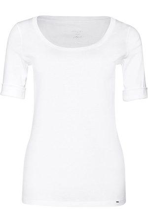 Marc Cain Women T-shirts - Essentials Round Necked T Shirt +E48 69 J14