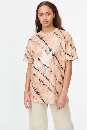 Munthe Women Short Sleeve - Marshmallow T-Shirt - Beige