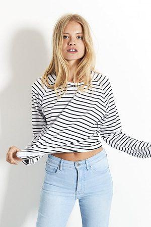 Stripe and Stare Stripe & Stare Essential Stripe Sweatshirt