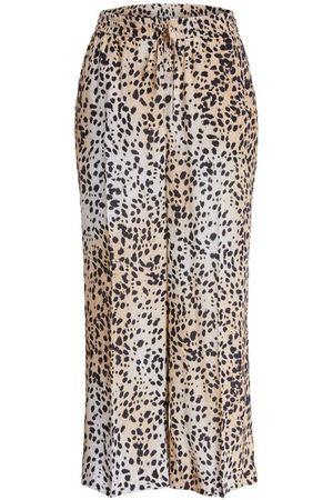 SET Women Culottes - Set Cheetah print culottes 69395