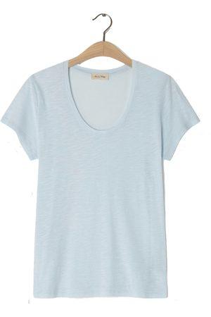American Vintage Women T-shirts - Jacksonville V-Neck T-Shirt