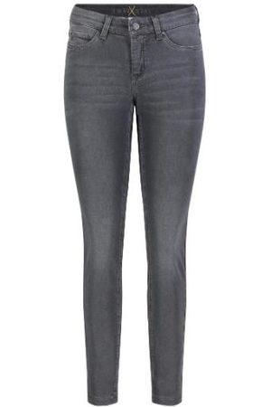 Mac Women Skinny - Mac Dream Skinny Jeans 5402 D975 Dark Grey Used
