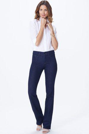 NYDJ Women Wide Leg Trousers - Billie Mini Bootcut Rinse MDNM2049