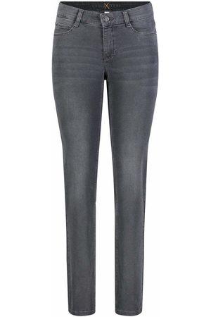 Mac Mac Dream 5401 Jeans Straight Leg Grey Stonewash