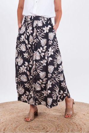 MARELLA Alassio Print Cotton Skirt