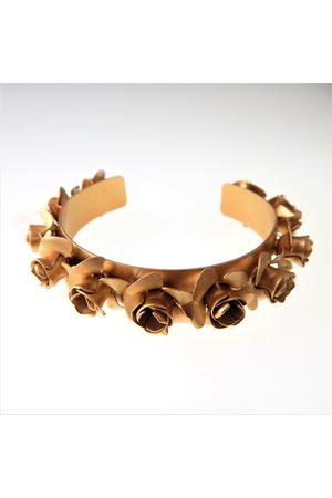 Sarah Cavender Metalworks Rose Cuff