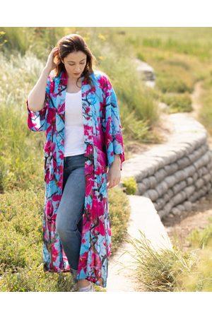 From My Mother's Garden Women Coats - HOPE MAGNOLIA ROBE